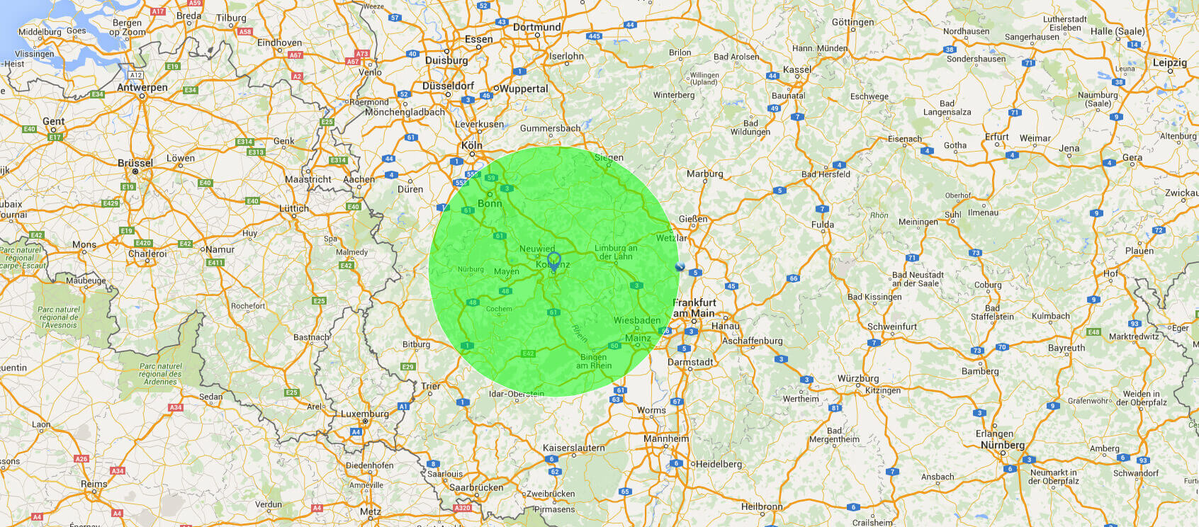 GPS KFZ Überwachung mittels GPS Ortung