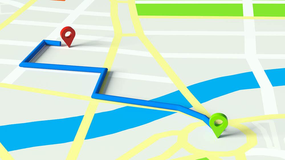 GPS Ortung zur GPS KFZ Überwachung