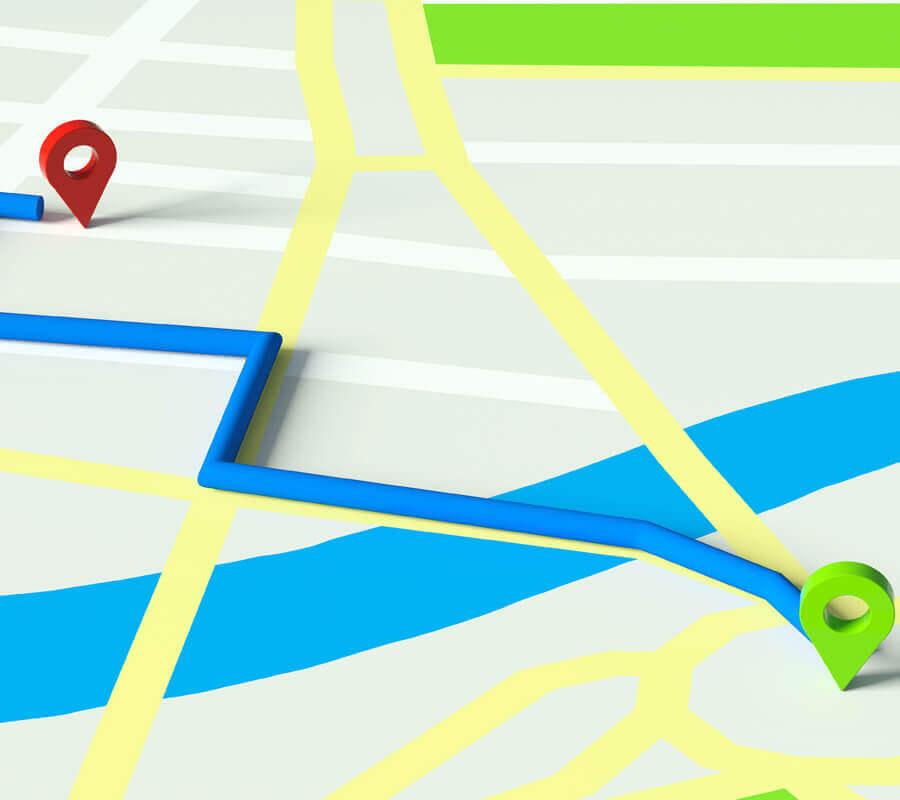 GPS KFZ Überwachung mit GPS Ortungssystemen